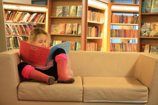 leer es cosa de niños